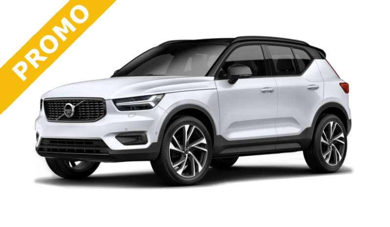 Volvo XC40 D3 Geartronic Business - 36 mesi / 55.000 km - € 439,00* - Rent to Rent Mobility